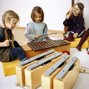 Artetonal, Instrumentenkarussell